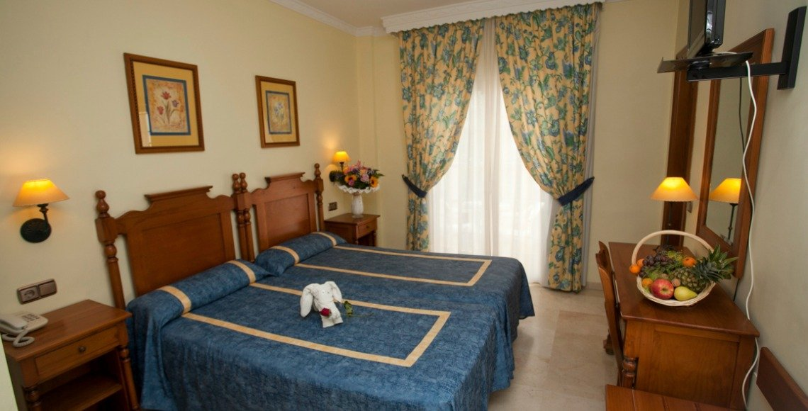Hotel Bajamar - Rooms